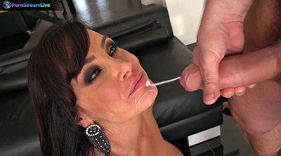 Lisa ann, Stockings milf, Milf stocking, Famous, Big cumshot