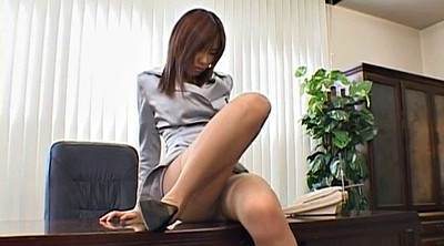 Japanese office, Japanese officer, Asian milf
