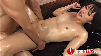 Hairy creampie, Japanese threesome, Missionary creampie, Japanese squirt, Hairy squirt, Japanese oil