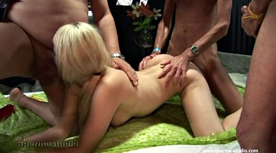 Multiple cumshot, Multiple, Creampie gangbang, Teenie, Multiple creampies, Multiple creampie