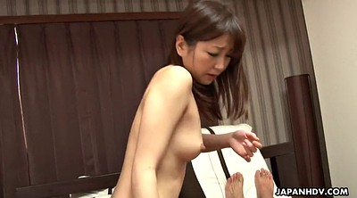 Japanese threesome, Hot japanese