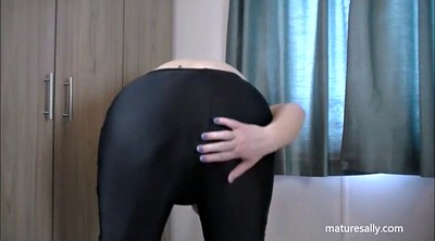 Black big, Black leggings