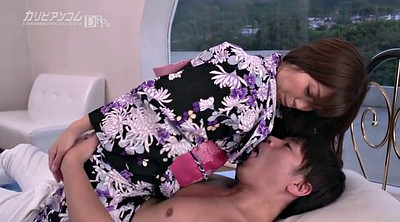 Affair, Young man, Japanese young, Japanese man, Japanese big tits