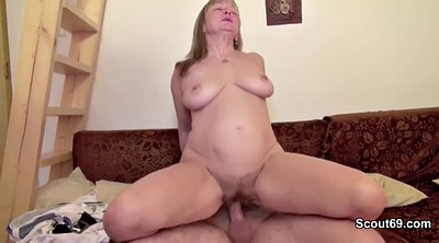 Money, Mom dad, First, German mom, Bbw mom, Mom porn