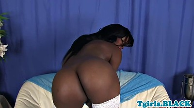Black shemale, Amateur allure