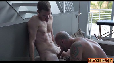 Anal sex, Gay massage