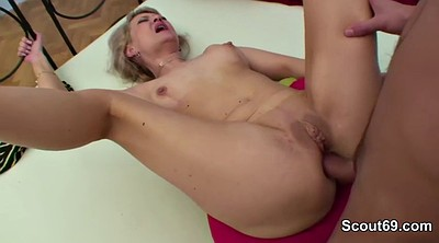 Step mom, Granny anal, Mom anal, Old young anal, First, Step moms