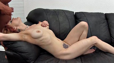 First, Casting anal