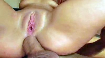 Double pussy, Double anal