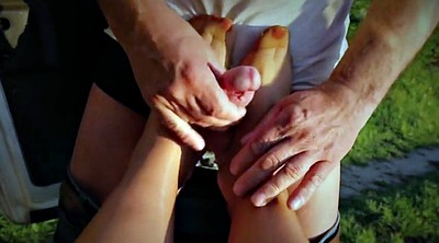 Nylon foot, Nylon feet, Mom foot, Mom nylon, Mom feet