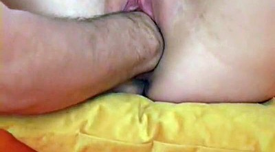 Amateur fist, Pussy gaping