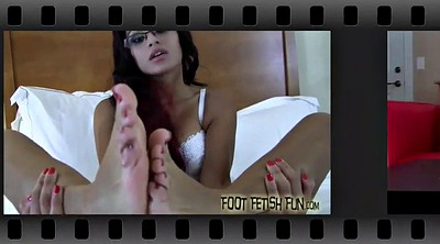 Foot, Stocking, Footing, Sniffing, Femdom foot, Stocking foot