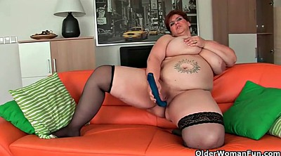 Saggy, Mature solo, Bbw solo, Saggy tits, Bbw mature