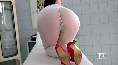 Hospital, Chubby, Pantyhose fetish, Harmony reigns, Extra
