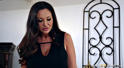 Ava addams, Daughters, Daughter blowjob