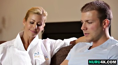 Alexis fawx, Steele, Perfect blowjob, Nuru massage