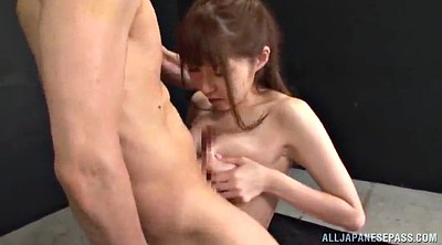 Asian double, Double penetration, Oiled, Hot asian, Asian tits