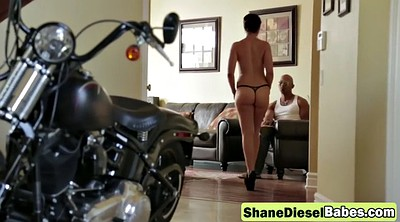 Shane diesel, Black babe, Small dick
