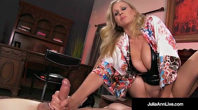 Julia ann, Torture, Abused, Milf boy, Tortured, Milf tease