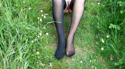 Stockings, Mature outdoors, Wife stockings, Mature stockings, Stocking mature, Outdoor mature