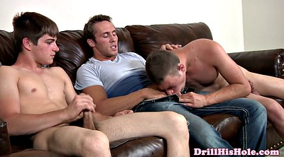 Muscle, Gay gangbang, S-cute