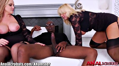 Mature bbc, Bbc mature, Two cock, Mature black, Big ass mature, Two black cocks