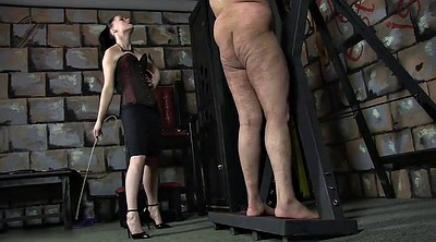 Femdom, Caning, Caned