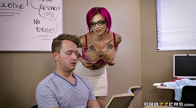 Teacher, Classroom, Anna bell, Pierced