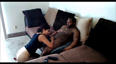 Watching wife, Mature wife, Black wife