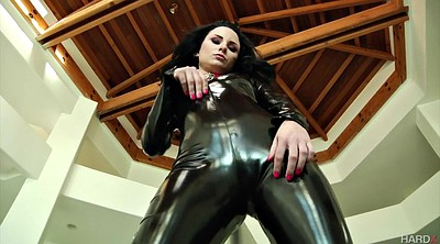 Solo ebony, Leather, Veruca james