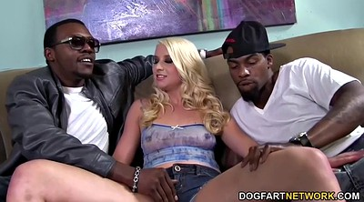 Jordan, Blond bbc, Interracial dp, Dp deep, Double bbc, Bbc double penetration