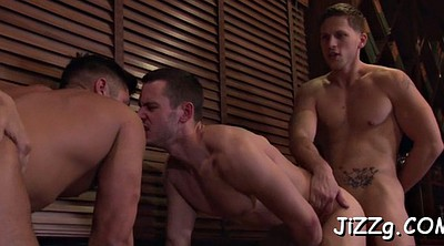 Orgy, Gay party