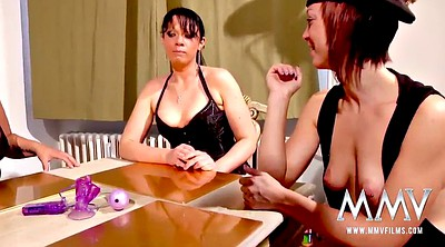 German mature, Mature threesome, Film, German threesome, Young lesbians