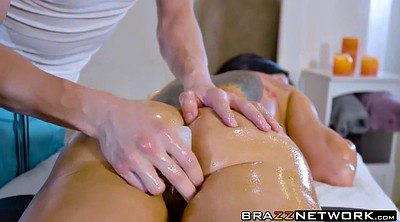 Massage, Romi rain, Oiled anal, Oily, Anal spread