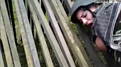 Outdoor, Webcam group, Moaning