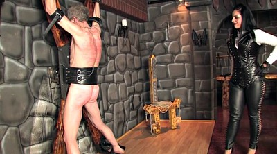 Mistress, Leather, Femdom whipping, Whipped, Whipping femdom, Mistress whipping