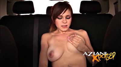 Car, Upskirt, Flashing car