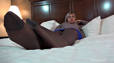 Foot, Foot nylon, Italian, Pantyhose foot