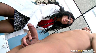 Cfnm, Full, Jaclyn taylor, Examination, The doctor