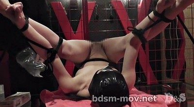 Japanese bdsm, Clit, Needle, Amateur bdsm