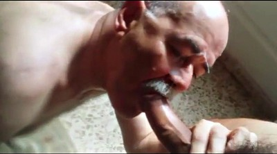 Grandpa, Gay handjob