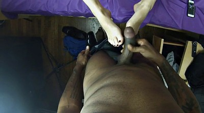 Feet, Foot job
