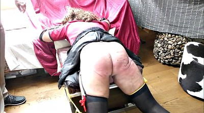 Spanked, Crossdresser