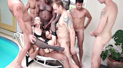 Group, Competition, Big anal