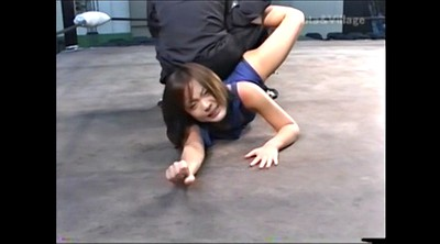 Wrestling, Japanese bdsm, Mixed wrestling, Japanese amateur