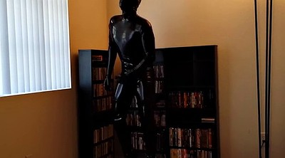 Library, Dress, Dressed, Strokes, Solo dress, Nylon bondage