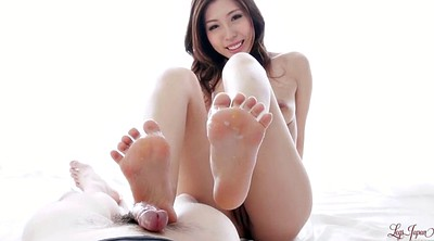 Japanese foot, Asian foot, Footjob japanese