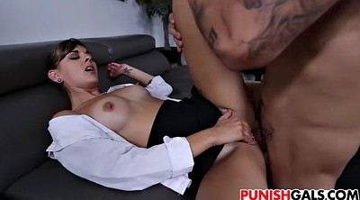 Secretary, Punish, Teen bdsm