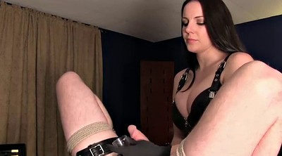 Swallow cum, Prostate milking, Bound