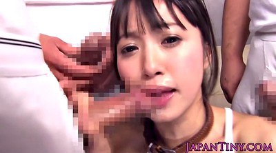 Bdsm japanese, Blowbang, Japanese beauty, Japanese bukkake, Asian handjob, Asian gangbang